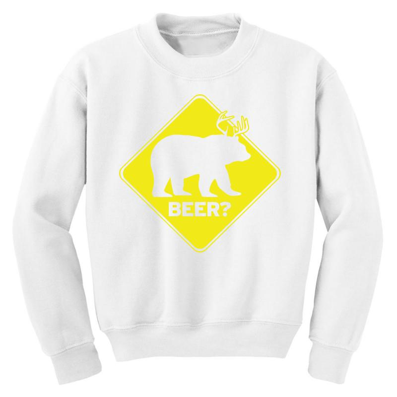 Beer Youth Sweatshirt | Artistshot