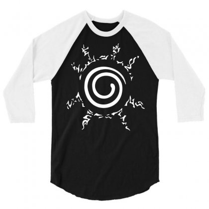 Clan Uzumaki Naruto Funny Game Anime 2018 3/4 Sleeve Shirt Designed By Tee Shop