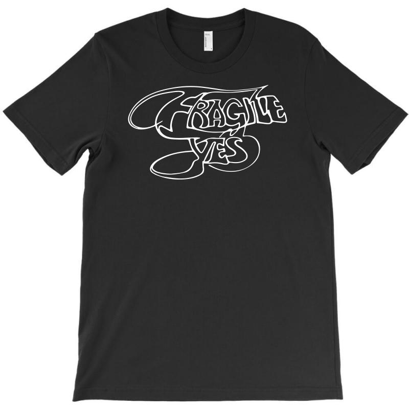 Yes Fragile Graffiti T-shirt | Artistshot