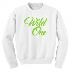 Wild One Youth Sweatshirt | Artistshot