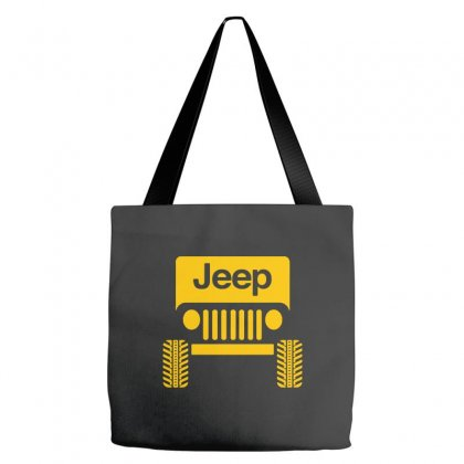 Cool Jeep Tote Bags Designed By Tee Shop