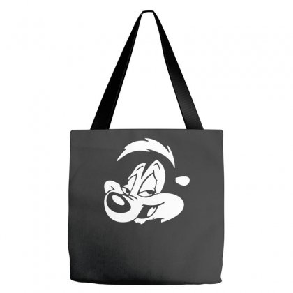 Pepe Le Pew Tote Bags Designed By Mdk Art