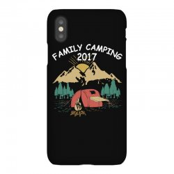 Family Camping 2019 Funny Camp Group Gift T Shirt iPhoneX Case | Artistshot