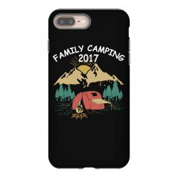 Family Camping 2019 Funny Camp Group Gift T Shirt iPhone 8 Plus Case | Artistshot