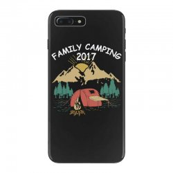 Family Camping 2019 Funny Camp Group Gift T Shirt iPhone 7 Plus Case | Artistshot