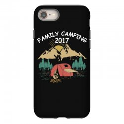 Family Camping 2019 Funny Camp Group Gift T Shirt iPhone 8 Case | Artistshot