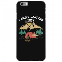 Family Camping 2019 Funny Camp Group Gift T Shirt iPhone 6/6s Case | Artistshot