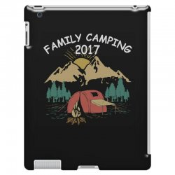 Family Camping 2019 Funny Camp Group Gift T Shirt iPad 3 and 4 Case | Artistshot