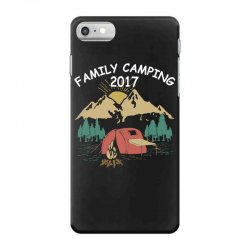 Family Camping 2019 Funny Camp Group Gift T Shirt iPhone 7 Case | Artistshot