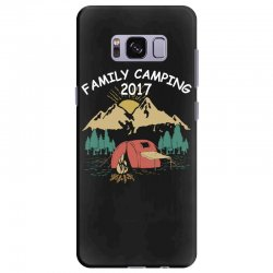 Family Camping 2019 Funny Camp Group Gift T Shirt Samsung Galaxy S8 Plus Case | Artistshot