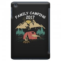 Family Camping 2019 Funny Camp Group Gift T Shirt iPad Mini Case | Artistshot