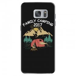 Family Camping 2019 Funny Camp Group Gift T Shirt Samsung Galaxy S7 Case | Artistshot