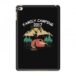 Family Camping 2019 Funny Camp Group Gift T Shirt iPad Mini 4 Case | Artistshot