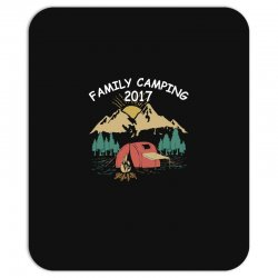 Family Camping 2019 Funny Camp Group Gift T Shirt Mousepad | Artistshot