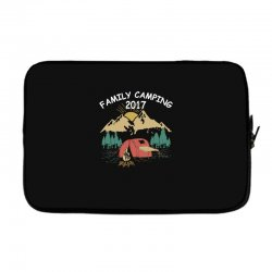 Family Camping 2019 Funny Camp Group Gift T Shirt Laptop sleeve | Artistshot