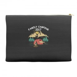 Family Camping 2019 Funny Camp Group Gift T Shirt Accessory Pouches | Artistshot