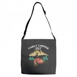 Family Camping 2019 Funny Camp Group Gift T Shirt Adjustable Strap Totes | Artistshot