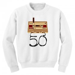 music tape retro Youth Sweatshirt | Artistshot