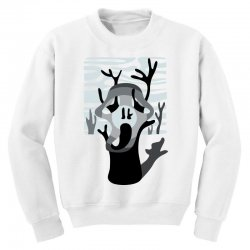 the tree's scream Youth Sweatshirt | Artistshot