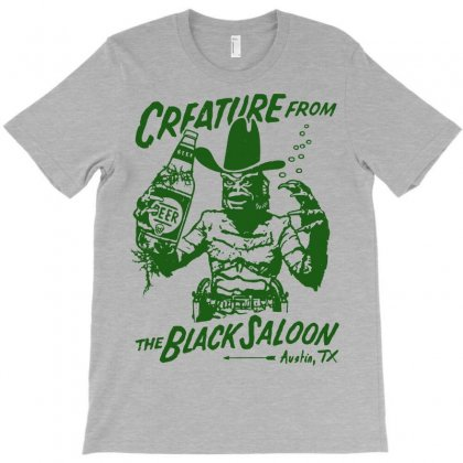 Creature From The Black Lagoon T Shirt Funny Beer T Shirt Bar Pub Shir T-shirt Designed By Tee Shop