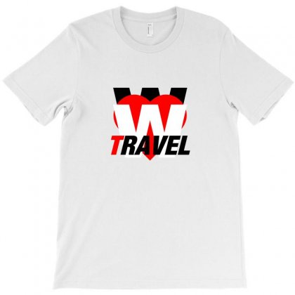 Wwl Travel T-shirt Designed By Why We Love