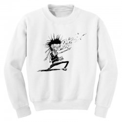 Zombie Music Youth Sweatshirt | Artistshot