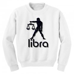 libra Youth Sweatshirt | Artistshot