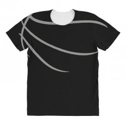 basketball sport bball streetball sportswear usa baskets ball All Over Women's T-shirt | Artistshot