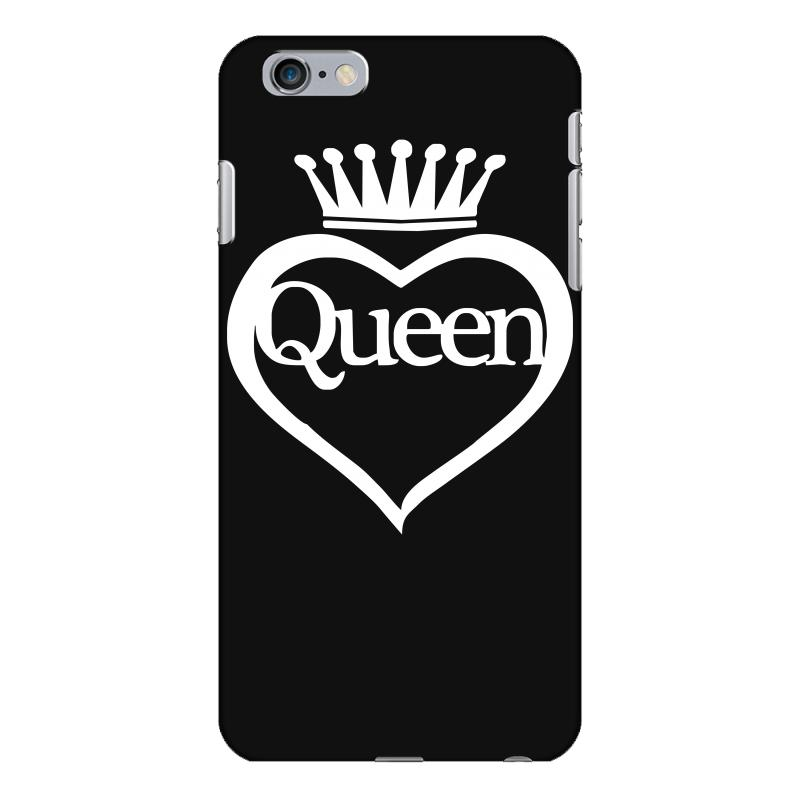 hot sales 7281f 9243f Funny Queen Of Everything Gift Bride Honeymoon Hen Night Fashion Fema  Iphone 6 Plus/6s Plus Case. By Artistshot