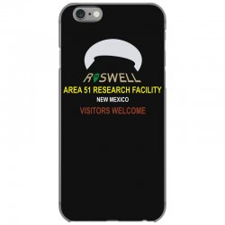 funny alien conspiracy theory roswell area 51 iPhone 6/6s Case | Artistshot