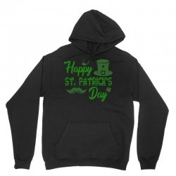 Happy St Patrick S Day   Celebratory T Shirt Unisex Hoodie Designed By Hung