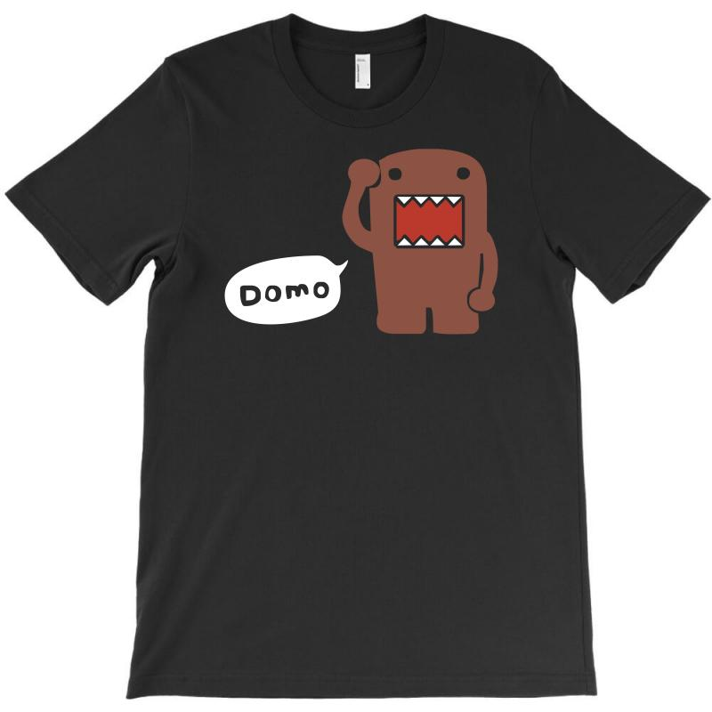Domo Kun Japanese Tv, Anime, Manga Comics T-shirt | Artistshot
