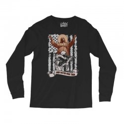 The American Soldier   God, Family, Country t shirt Long Sleeve Shirts | Artistshot