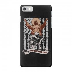 The American Soldier   God, Family, Country t shirt iPhone 7 Case | Artistshot