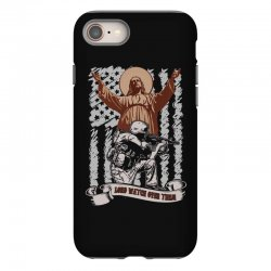 The American Soldier   God, Family, Country t shirt iPhone 8 Case | Artistshot
