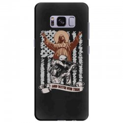 The American Soldier   God, Family, Country t shirt Samsung Galaxy S8 Plus Case | Artistshot