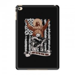 The American Soldier   God, Family, Country t shirt iPad Mini 4 Case | Artistshot