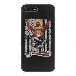 The American Soldier   God, Family, Country t shirt iPhone 7 Plus Case | Artistshot