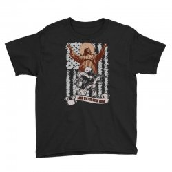 The American Soldier   God, Family, Country t shirt Youth Tee | Artistshot