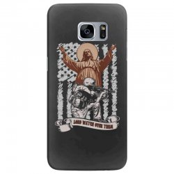The American Soldier   God, Family, Country t shirt Samsung Galaxy S7 Edge Case | Artistshot