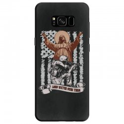 The American Soldier   God, Family, Country t shirt Samsung Galaxy S8 Case | Artistshot