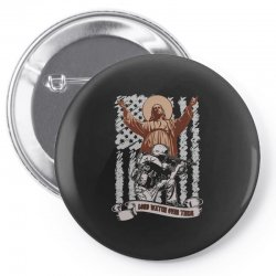 The American Soldier   God, Family, Country t shirt Pin-back button | Artistshot