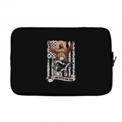 The American Soldier   God, Family, Country t shirt Laptop sleeve | Artistshot