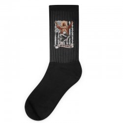 The American Soldier   God, Family, Country t shirt Socks | Artistshot