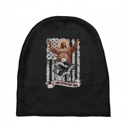 The American Soldier   God, Family, Country t shirt Baby Beanies | Artistshot