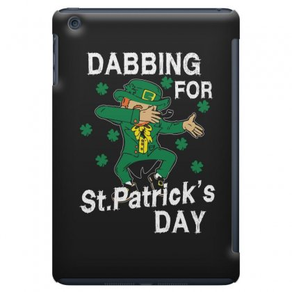 Dabbing For St. Patricks Day Shirt Kids Boys Girls Toddlers Ipad Mini Case Designed By Hung