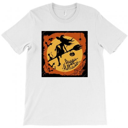 Depositphotos 31548891 Stock Illustration Halloween Illustration With T-shirt Designed By Baonguyen