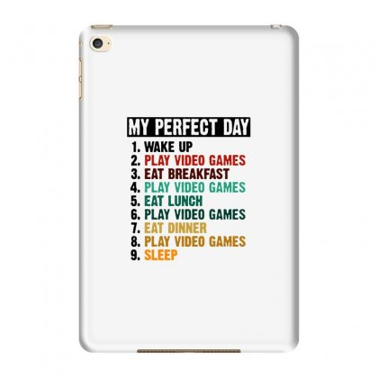 My Perfect Day Ipad Mini 4 Case Designed By Blqs Apparel