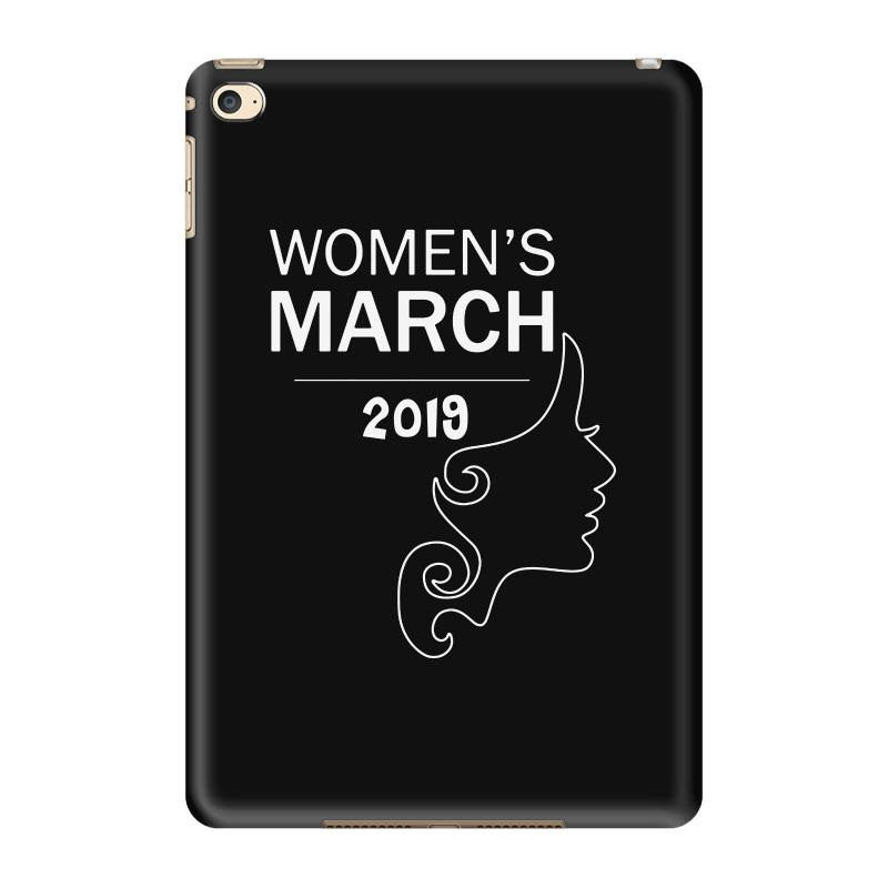 Custom Women s March Ipad Mini 4 Case By Blqs Apparel - Artistshot 7195acb883