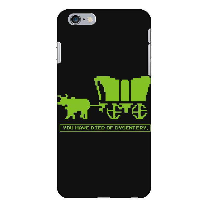 best service d05c4 c3818 You Have Died Of Dysentery Iphone 6 Plus/6s Plus Case. By Artistshot